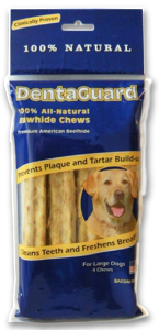 DentaGuard_LargeDogRawhideChews